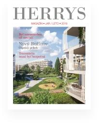 HERRYS magazín jar/leto 2019
