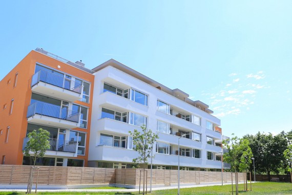 Rezidenčný projekt Byty Bystrická 2. je čerstvo právoplatne skolaudovaný a teší sa na nových majiteľov