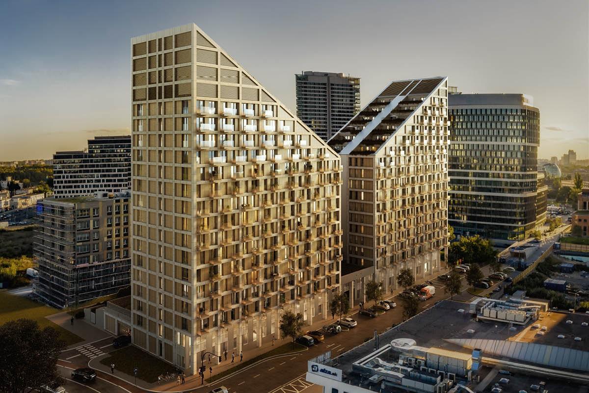 Projekt METROPOLIS v lokalite Mlynské nivy – nový downtown spúšťa predaj