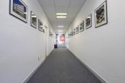 HERRYS - Na prenájom kancelárske priestory s parkovaním v Dúbravke - možnosť prenájmu menších aj väčších kancelárií od 15,5 m2