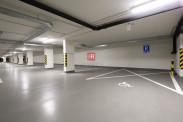 HERRYS - Na prenájom garážové státie v novostavbe SKYPARK
