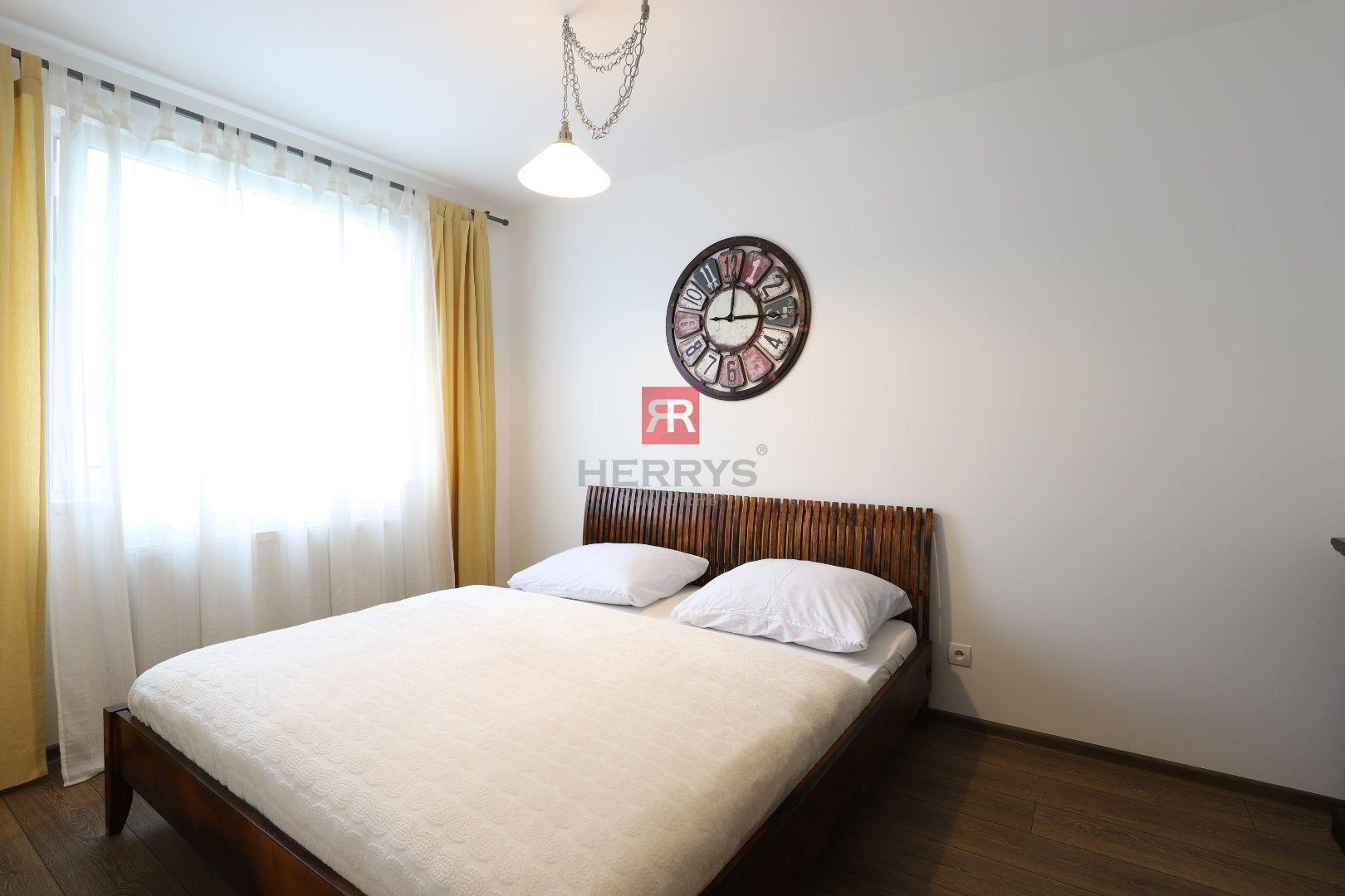 HERRYS - Na prenájom útulný nový 2izb byt s parkovaním v novostavbe na Kramároch