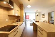 HERRYS - Na prenájom priestranný 3izbový byt v novostavbe na Kramároch s garážovým státím