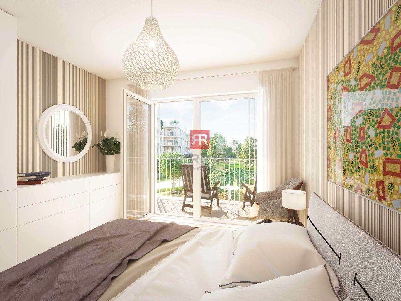 HERRYS - Na predaj 4 izbový byt s balkónom v projekte Nový Ružinov