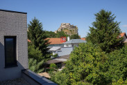 HERRYS - Na prenájom nový 4 izbový rodinný dom s terasami a záhradkou v novom rezidenčnom projekte Condominium Devín
