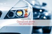 HERRYS - Na prenájom garážové státie na Prešovskej ulici pri Štrkovci