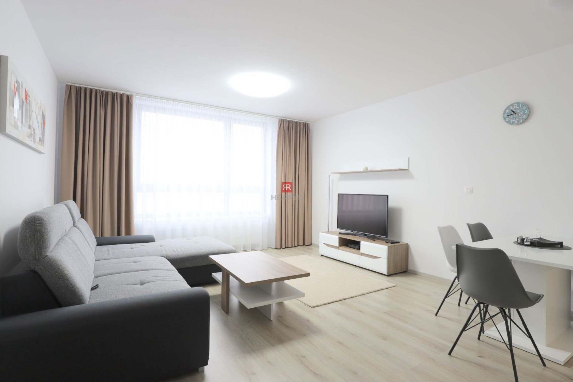 HERRYS - Na prenájom priestranný 2-izbový byt v novostavbe City Park s klimatizáciou, parkovaním a pivnicou
