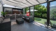 HERRYS - Na predaj krásny klimatizovaný 3izbový byt s priestrannou terasou, zimnou záhradou a garážovým státím v novostavbe pod Zoborom