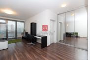 HERRYS - Na prenájom 2 izbový kompletne zariadený byt v novostavbe TatraCity na 5. poschodí s veľkým balkónom