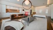 HERRYS - Na predaj nadštandardný priestranný 1 izbový byt pri Prezidentskom paláci, garáž