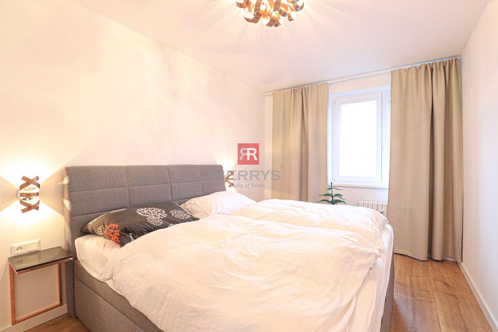 HERRYS - Na prenájom krásny priestranný a kompletne zariadený 3izbák s výhľadom na Dunaj v blízkosti Horského Parku