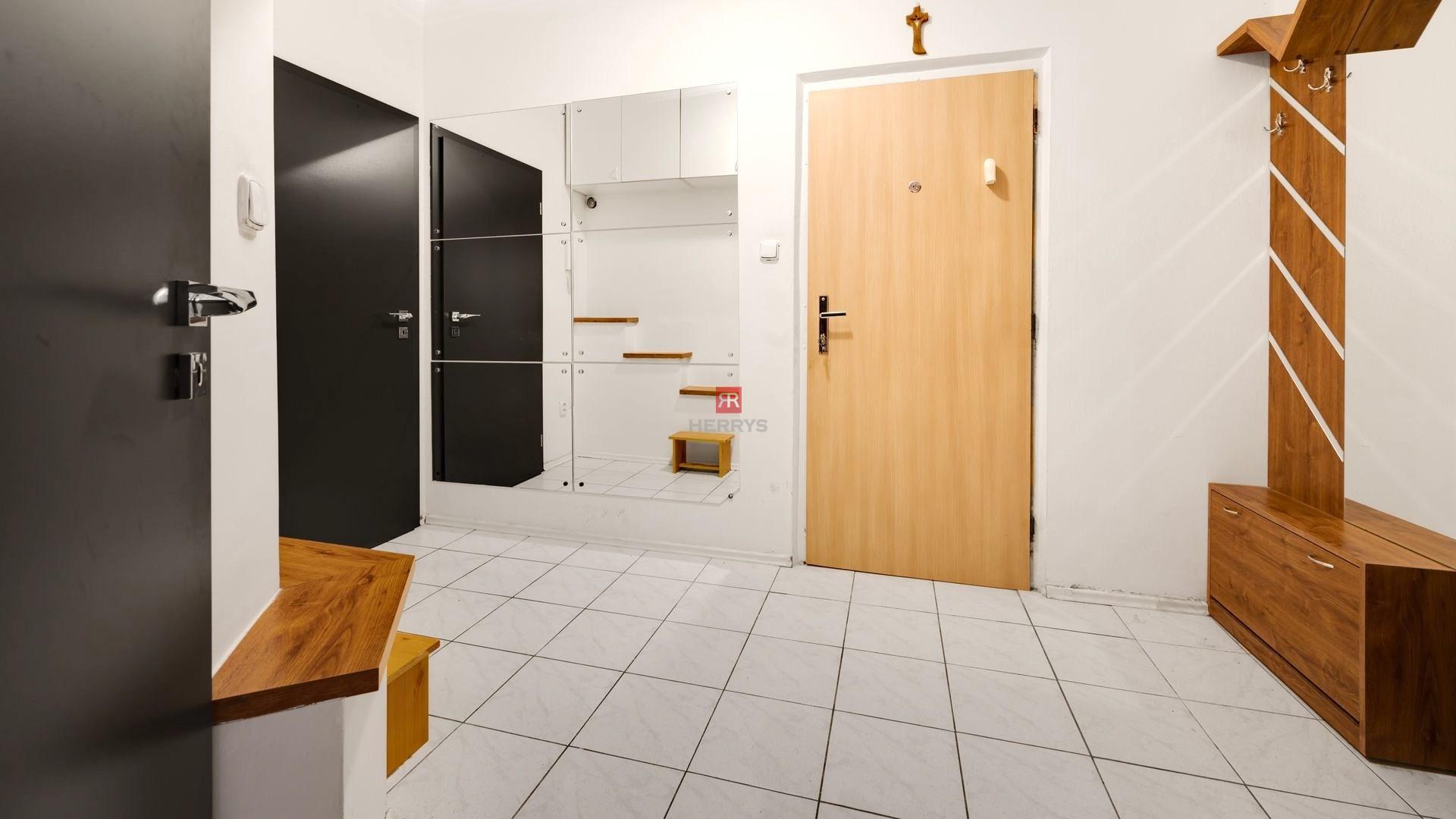 HERRYS - Na prenájomzariadený 3 izbový byt s lodžiou