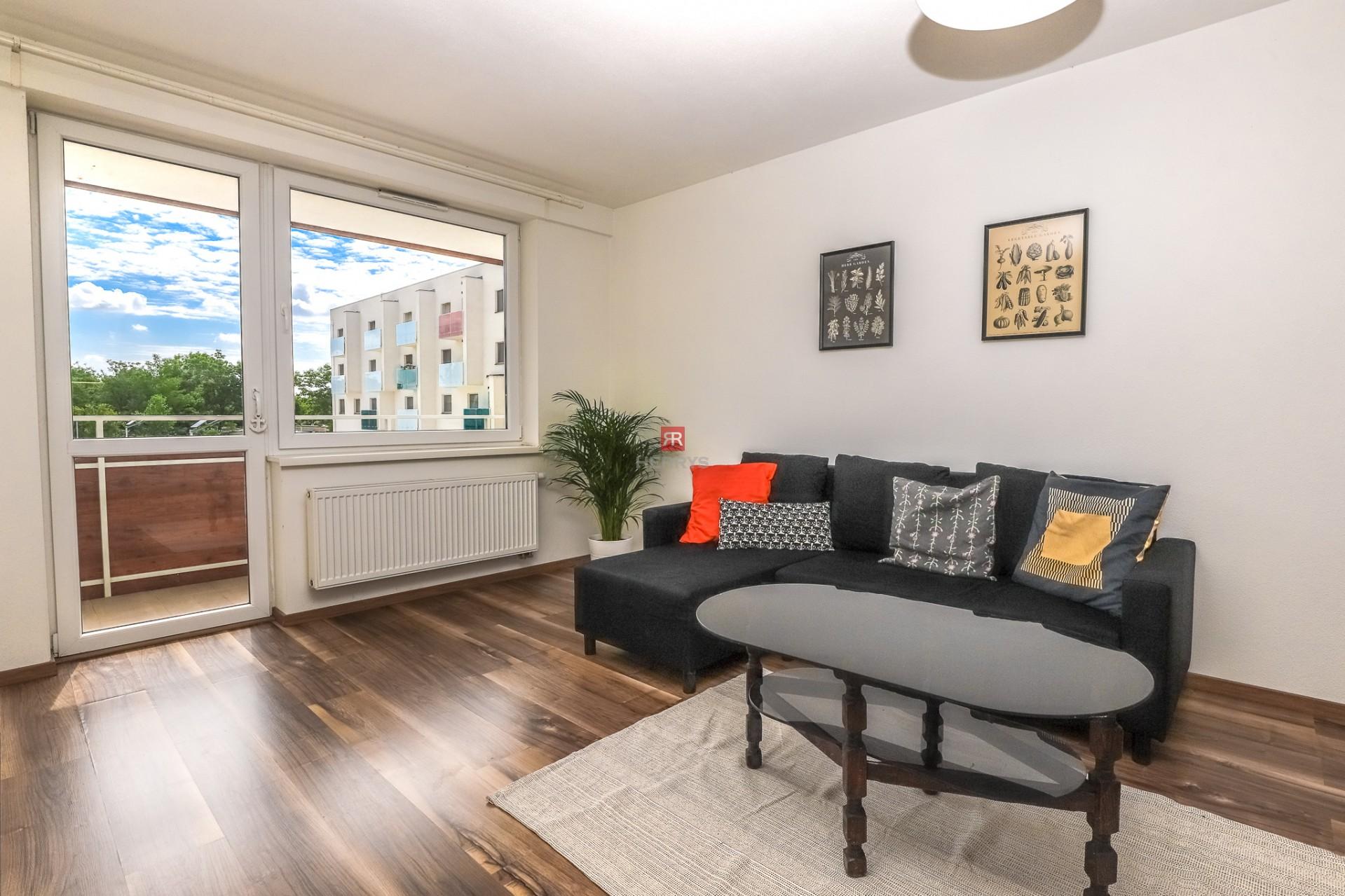 HERRYS - Na prenájom zariadený 2 izbový byt s parkovacím státím v novostavbe Nobelova