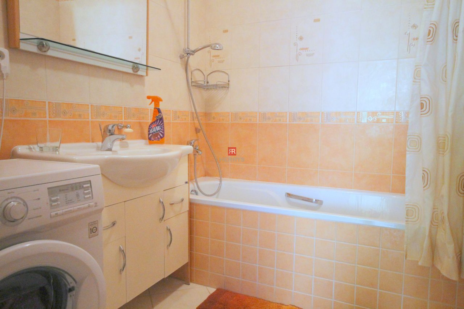 HERRYS - Na prenájom priestranný 3 izbový byt s krásnym výhľadom v tichej časti Kramárov