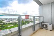 HERRYS - Na prenájom priestranný 2 izbový byt s garážovým státím a pekným výhľadom v novostavbe III Veže