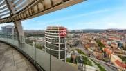 HERRYS - Na prenájom doposiaľ neobývaný 2 izbový byt v projekte Sky Park s parkovacím miestom