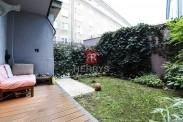 HERRYS - Na prenájom zariadený 2 izbový byt so záhradkou na Mýtnej ulici v Starom Meste