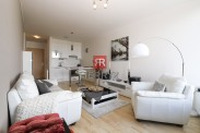 HERRYS - Na prenájom zariadený 2 izbový byt s lodžiou a šatníkom v obľúbenej novostavbe III. Veže