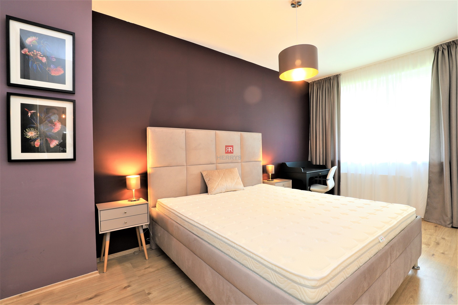 HERRYS - Prenájom – slnečný 2 izbový štýlový byt vrátane parkovacieho miesta v projekte NUPPU