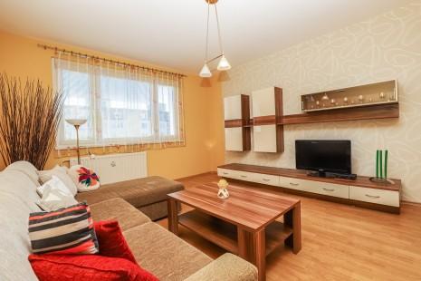 HERRYS - Na predaj3izbový byt s loggiou a pivnicouna Ľubovnianskej uliciblízko jazera Dráždiak
