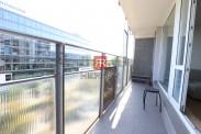 HERRYS- Na prenájom veľký čiastočnezariadený 2izbový byt s lodžiou v novostavbe Koloseo