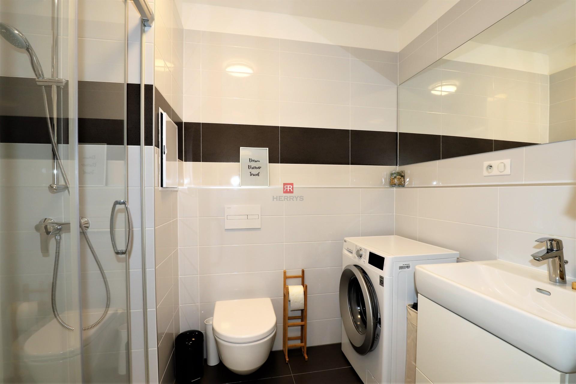 HERRYS - Na prenájom 1izbový byt v novostavbe STEIN v Starom Meste