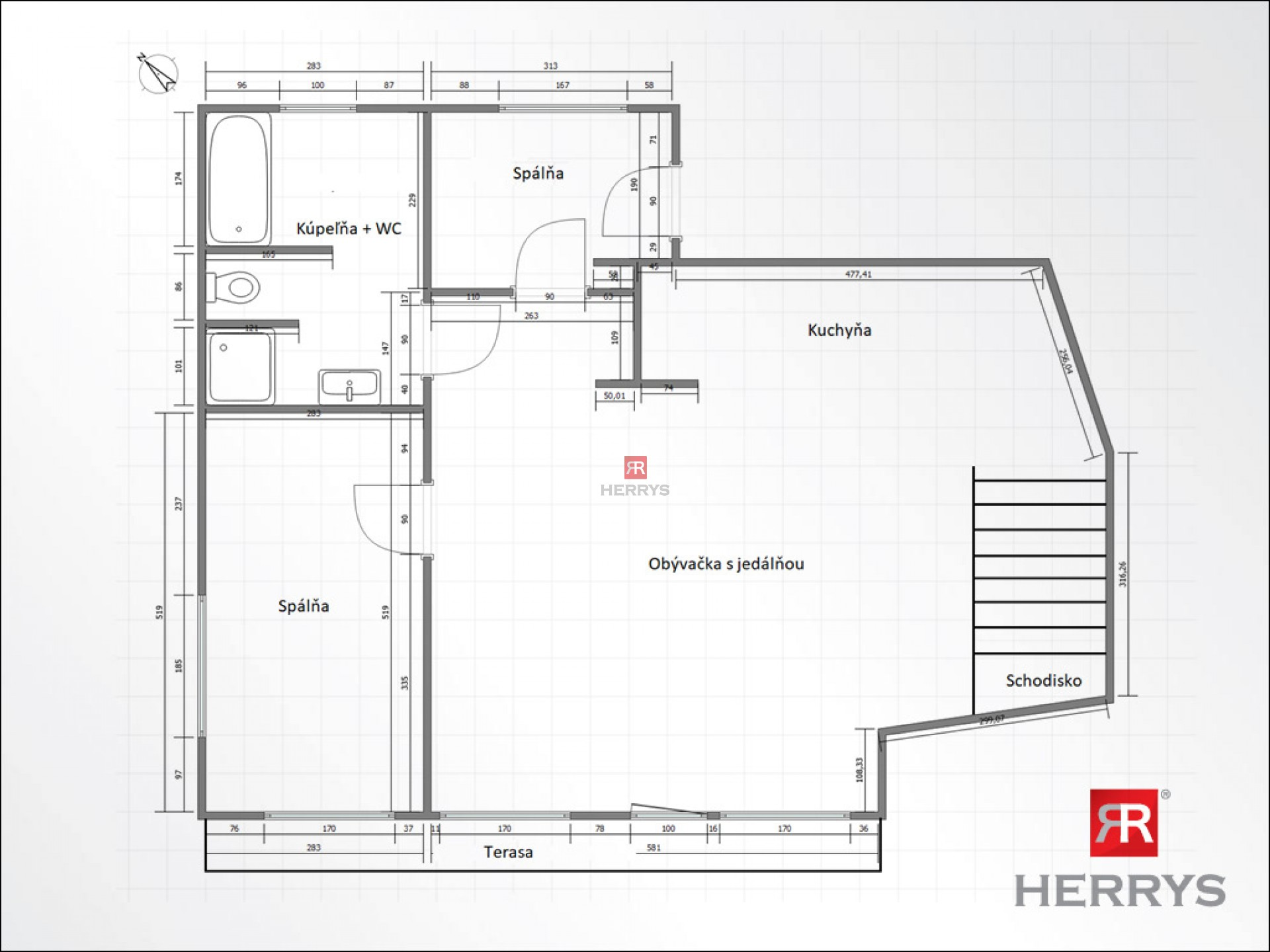 HERRYS – Na predaj novostavba s krásnym pozemkom s výhľadom na hrad Devín