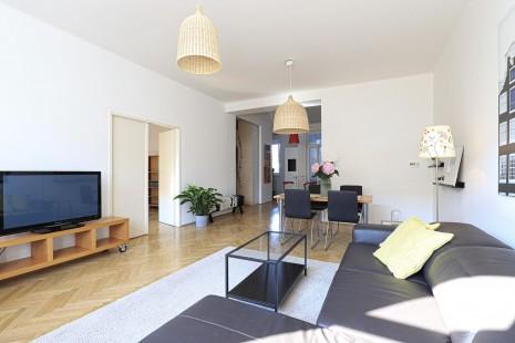 HERRYS – Na prenájom priestranný 3 izbový byt vo vyhľadávanej lokalite Starého Mesta