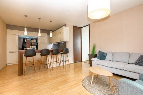 HERRYS - Na prenájompriestranný 3 izbový byt s loggiou v projekteVienna Gate v Petržalke