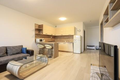 HERRYS - prenájom nového2 izbového, nadštandardne vybaveného bytu v Dúbravke