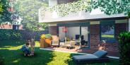 HERRYS - Na predaj 2 izbový byt s balkónom v novom rezidenčnom projekte Pod Vinicou