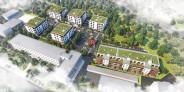 HERRYS - Na predaj 2 izbový byt s terasou v novom rezidenčnom projekte Pod Vinicou