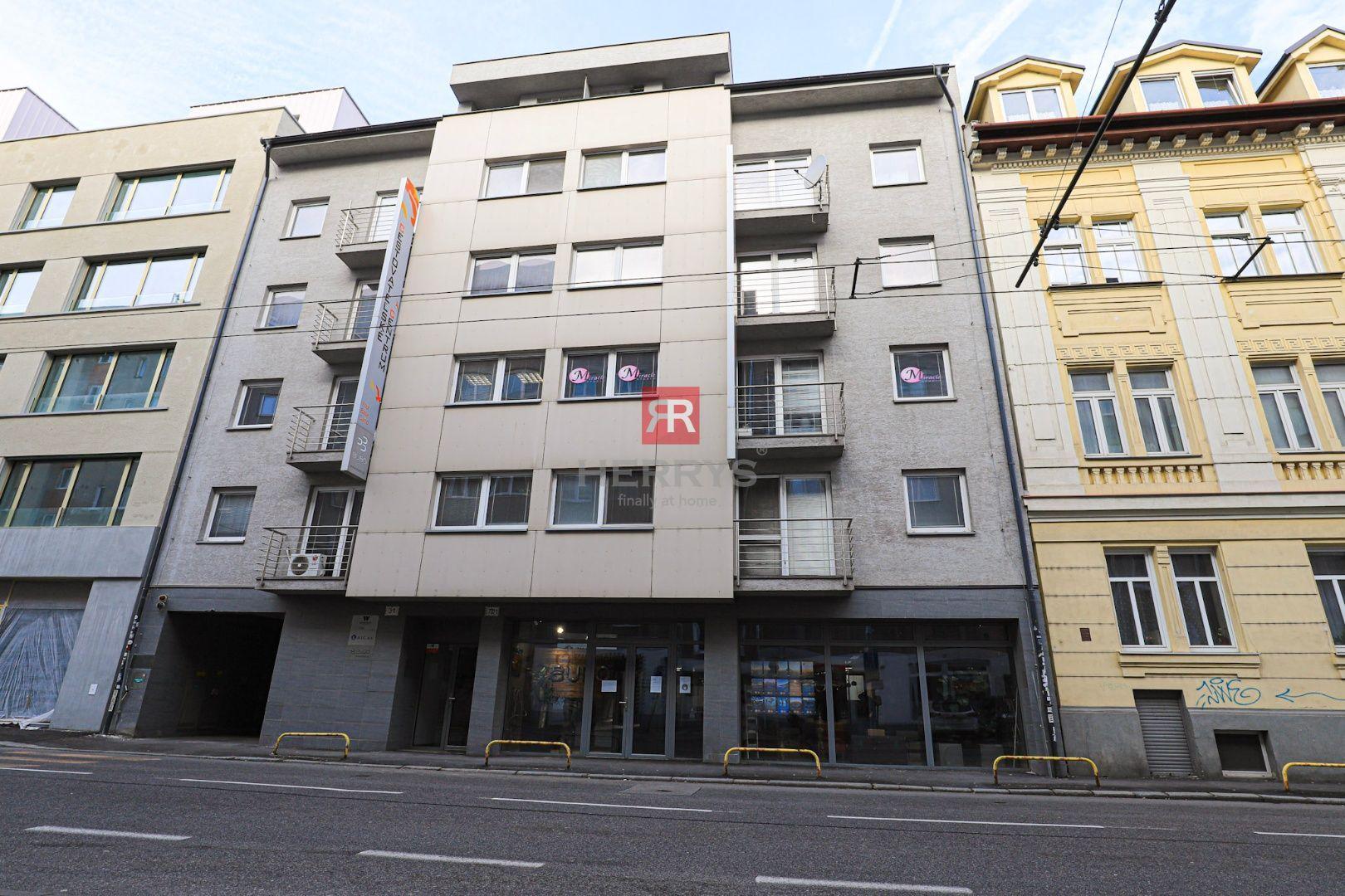 HERRYS- Na prenájom kancelársky priestor v centre Bratislavy