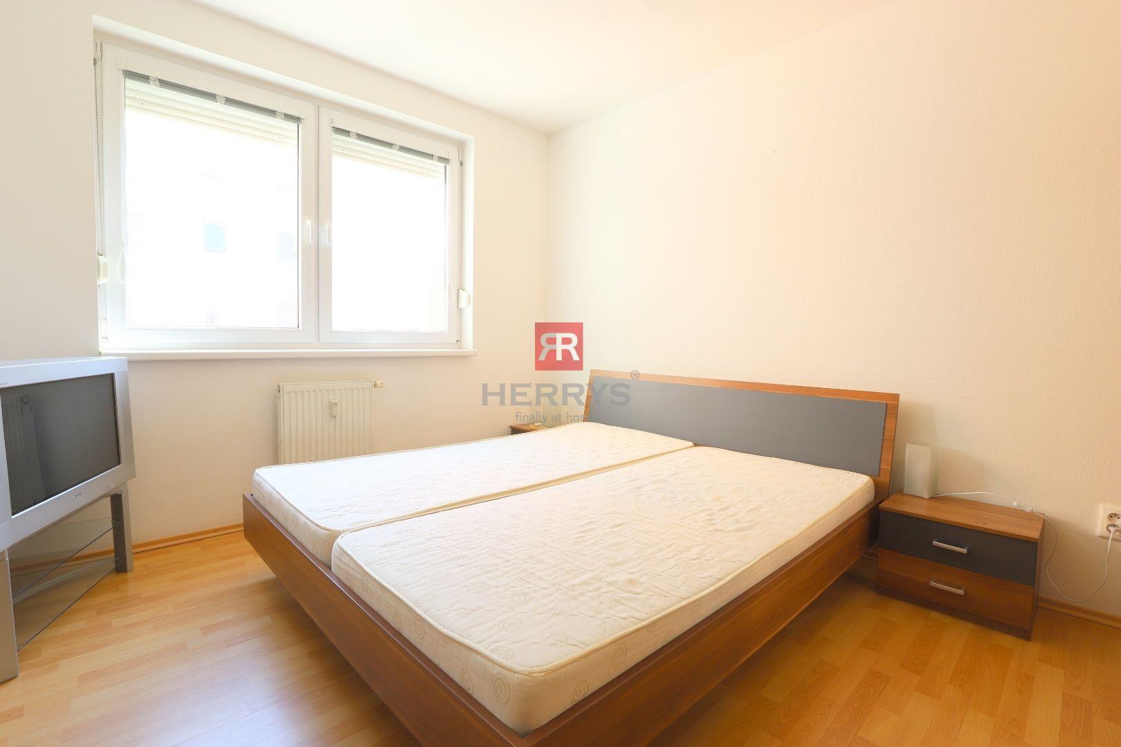 HERRYS - Prenájom – slnečný 2 izbový priestranný zariadený byt