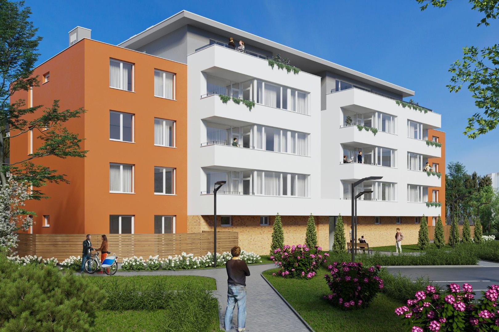 PREDANÉ | 2 izbový byt | Byty Bystrická II, Bratislava