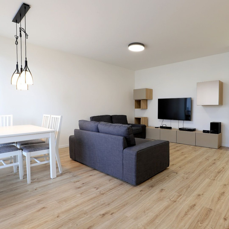 PRENAJATÉ | 3 izbový byt | Seberíniho, Bratislava