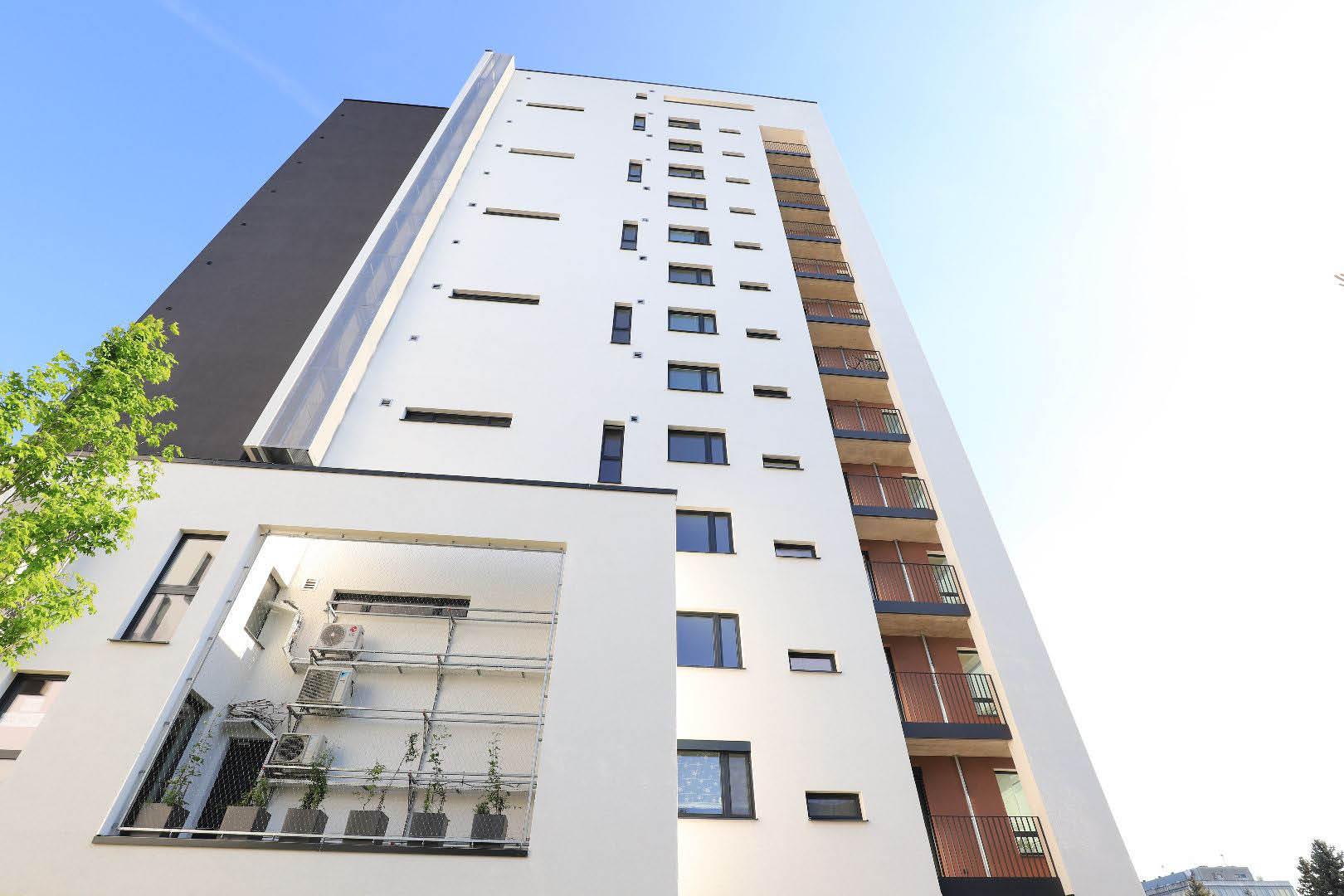 PRENAJATÉ | 2 izbový byt | Seberíniho, Bratislava