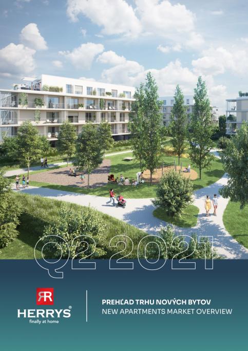 Prehľad trhu nových bytov